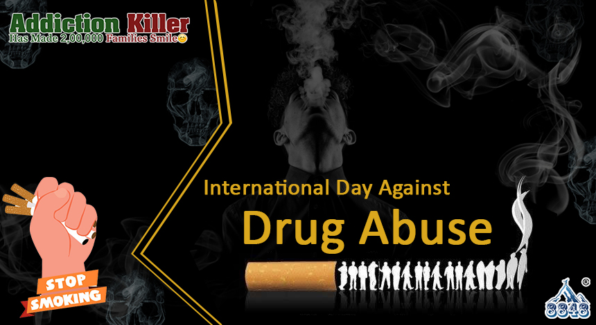 Significance of celebrating International Day against Drug Abuse