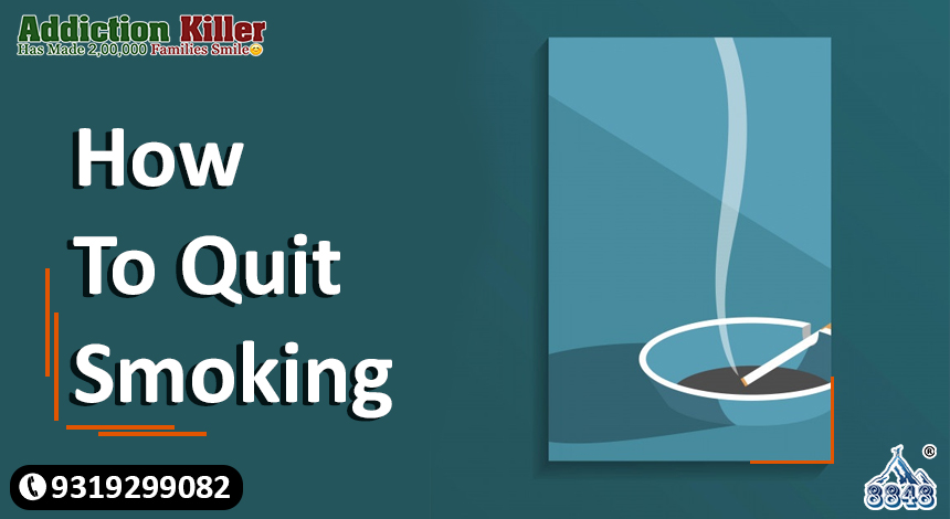 Quitting Addiction Becoming Easy with Addiction Killer